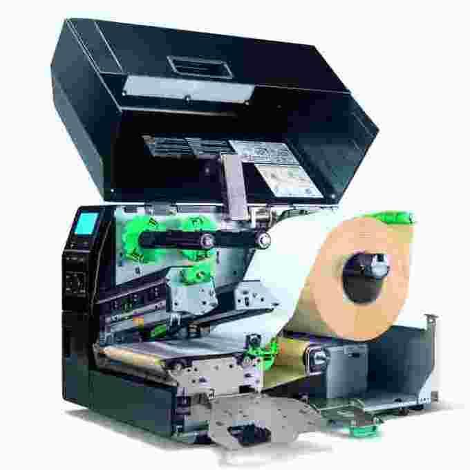 Thermotransferdrucker Industriedrucker offen 1 | MSM Kennzeichnungssysteme