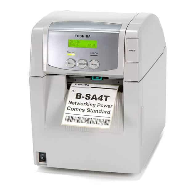 Thermotransferdrucker AS4TP-M Ektikettenrolle 2 | MSM Kennzeichnungssysteme