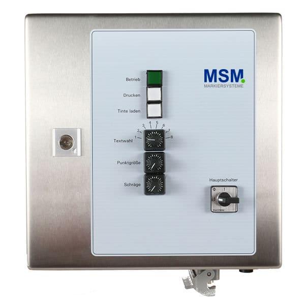 Industrie Grossschriften-Markiersysteme 2   MSM Markiersysteme