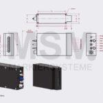 MK15-a Skizze 10-Einduesen Markierkopf Farbmarkiersystem | MSM Markiersysteme Kennzeichnungssysteme