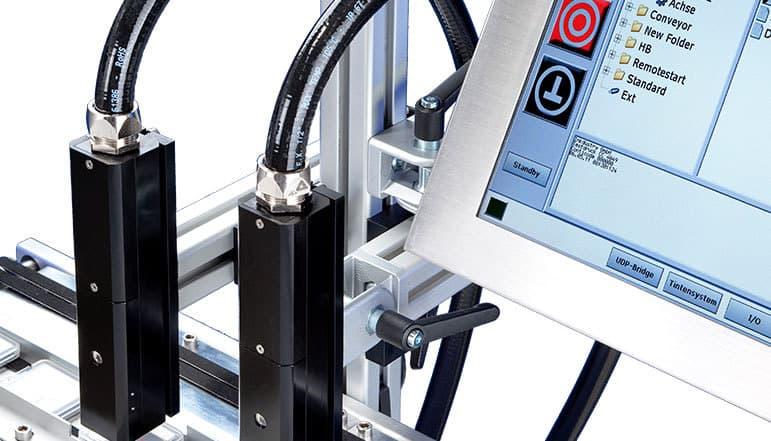 galerie-CIJ-CodeCenter2-01 Kleinschriftdrucker SCP Tintenstrahldrucker   MSM Markiersysteme Kennzeichnungssysteme