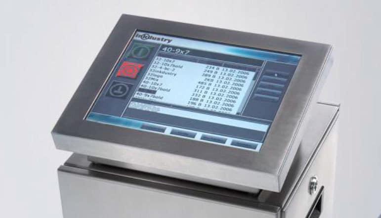 galerie-CIJ-CodeCreator-00 Kleinschriftdrucker SCP Tintenstrahldrucker   MSM Markiersysteme Kennzeichnungssysteme