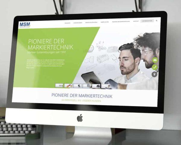 MSM Markiersysteme aktuell 1   MSM Kennzeichnungssysteme
