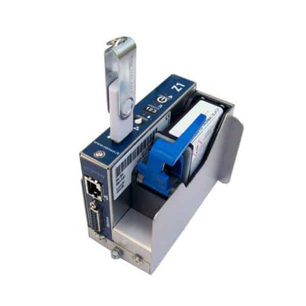 Z1 03 Thermal Inkjet Drucker hochaufloesend Kleinschrift HI-RES | MSM Markiersysteme