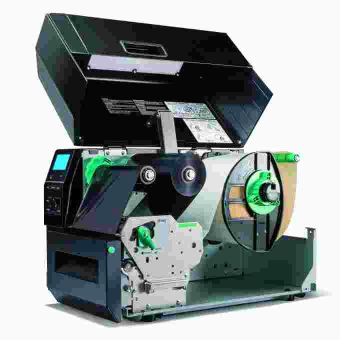Thermotransferdrucker Industriedrucker Etiketten 1 | MSM Kennzeichnungssysteme