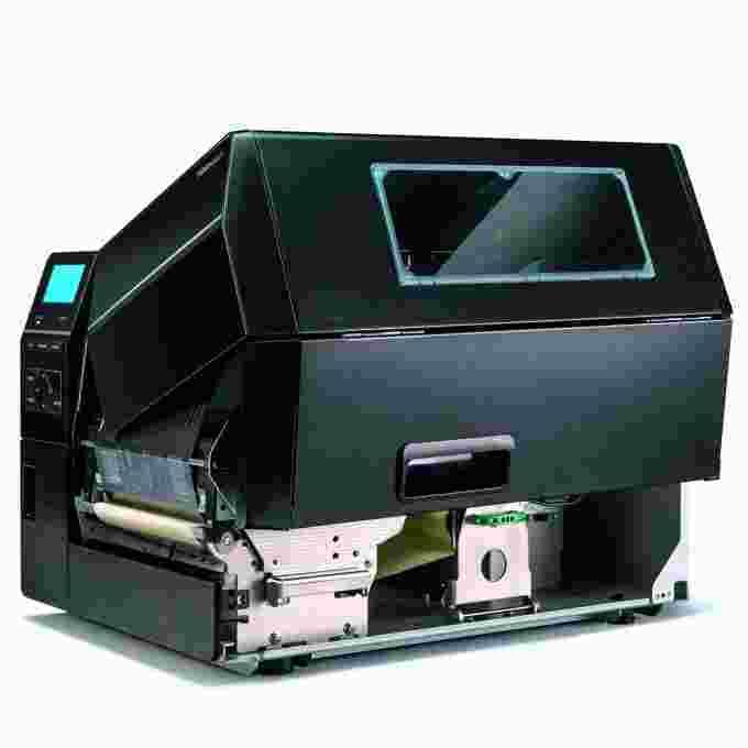 Thermotransferdrucker offen 1 | MSM Kennzeichnungssysteme