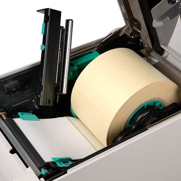 Thermotransferdrucker AS4TM Ektikettenrolle 1 | MSM Kennzeichnungssysteme