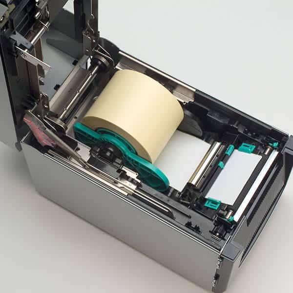 Thermotransferdrucker AS4TP-M Ektikettenrolle 4 | MSM Kennzeichnungssysteme