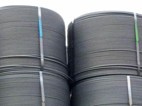 Coil Stahlkennzeichnung Metall Markierung 1 | MSM Markiersysteme