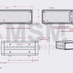 SG2 Desktop Gehaeuse Farbmarkiersystem| MSM Markiersysteme Kennzeichnungssysteme