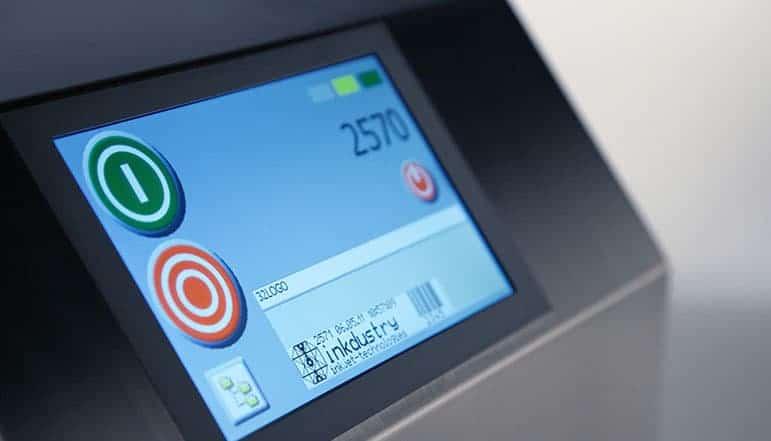 galerie-CIJ-CodeCubeXL-02 Kleinschriftdrucker SCP Tintenstrahldrucker  | MSM Markiersysteme Kennzeichnungssysteme