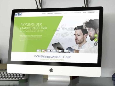 MSM Markiersysteme aktuell 1 | MSM Kennzeichnungssysteme