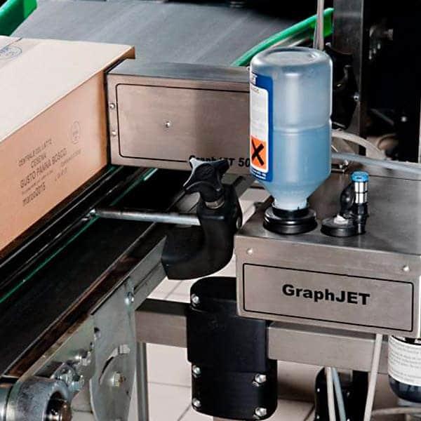 Großschriftdrucker Tintenstrahl Verpackung 2 | MSM Kennzeichnungssysteme
