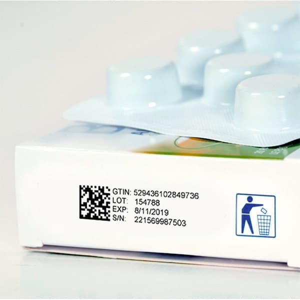 Z1 04 Thermal Inkjet Drucker hochaufloesend Kleinschrift HI-RES | MSM Markiersysteme