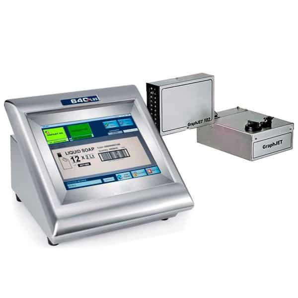 Z640 hochaufloesend Kleinschriftdrucker Tintenstrahldrucker SCP | MSM Markiersysteme Kennzeichnungssysteme