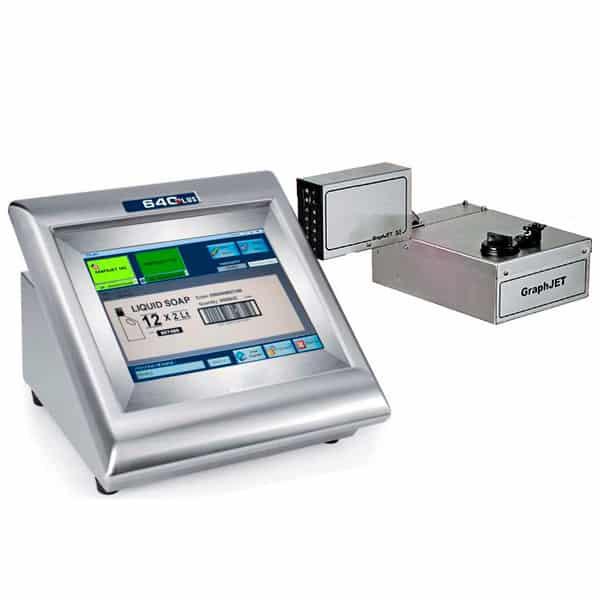 Z640 hochaufloesend 02 Kleinschriftdrucker Tintenstrahldrucker SCP | MSM Markiersysteme Kennzeichnungssysteme