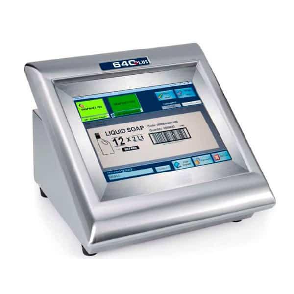 Z640 hochaufloesend 600 Kleinschriftdrucker Tintenstrahldrucker SCP | MSM Markiersysteme Kennzeichnungssysteme